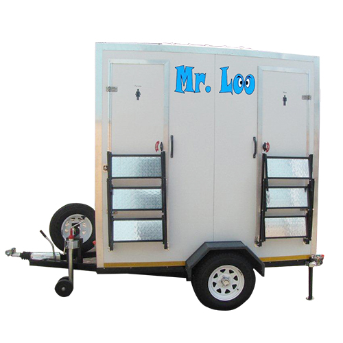 Portable Trailer Toilets For Hire